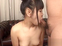 Asian playgirl receives deep flogging for her hairy snatch